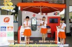 pg booth siêu thị 01