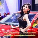 PG Lâm Ngân Ô tô show