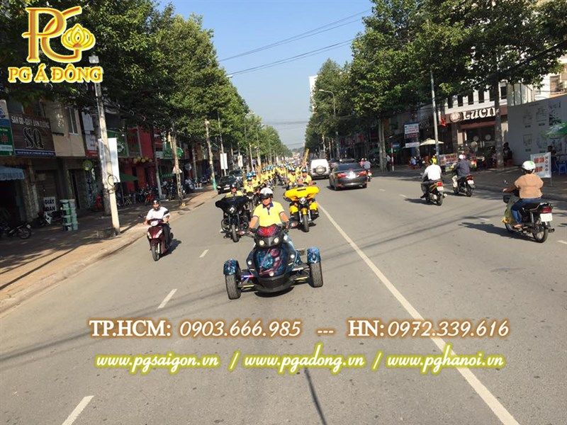 Roadshow Moto Mobiphone