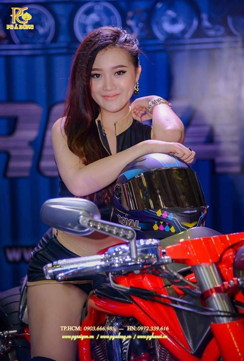 Cung Cap PG Moto Show