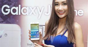 Tổ chức lễ ra mắt sản phẩm Galaxy J7 Prime tại Nguyễn Kim
