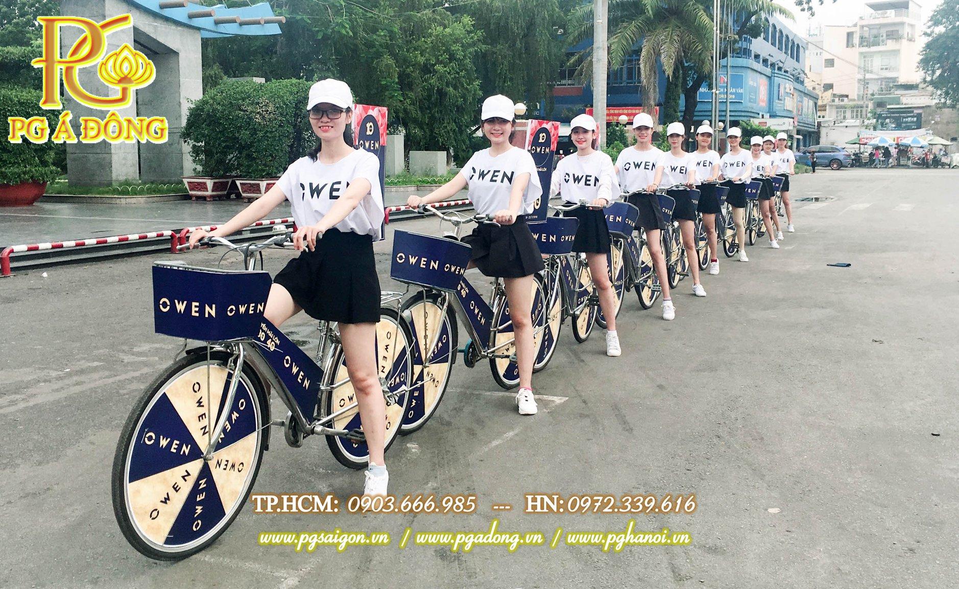 Tổ chức chạy roadshow xe đạp Owen